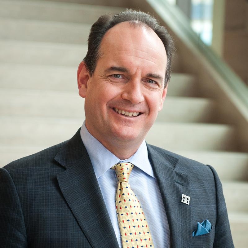 Todd Letts, CEO, Brampton Board of Trade.